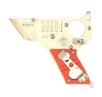 KNIFE STI BG911 EMERGENCY